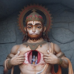 Hanuman (Monkey God)
